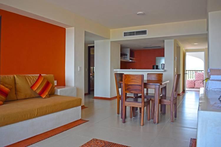 Departamento Vacacional 503, Hotel Tesoro Ixtapa