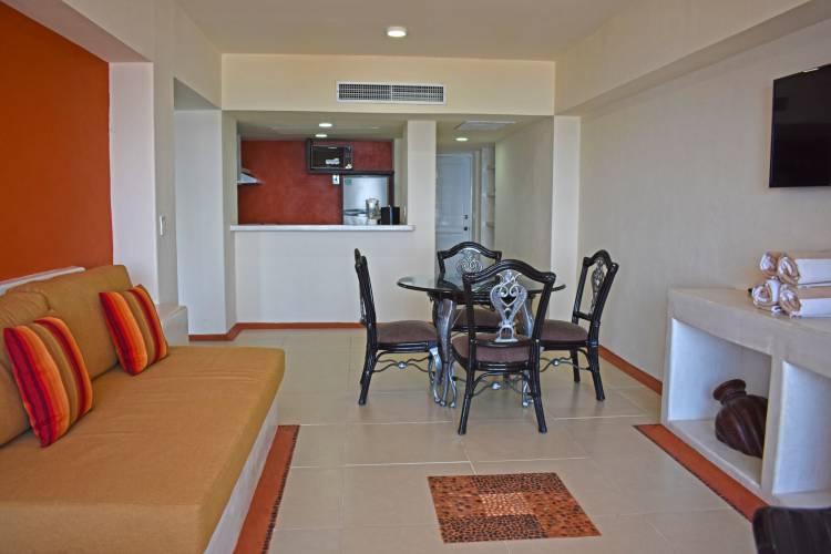 Departamento Vacacional 623, Hotel Tesoro Ixtapa