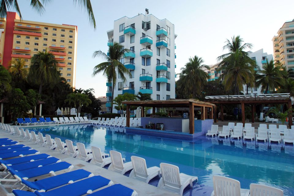Hotel Fontán Ixtapa